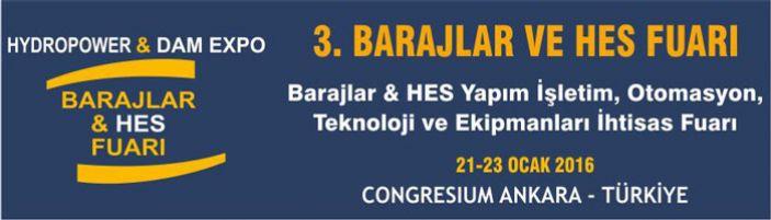 Barajlar ve HES Fuarı (Ankara)