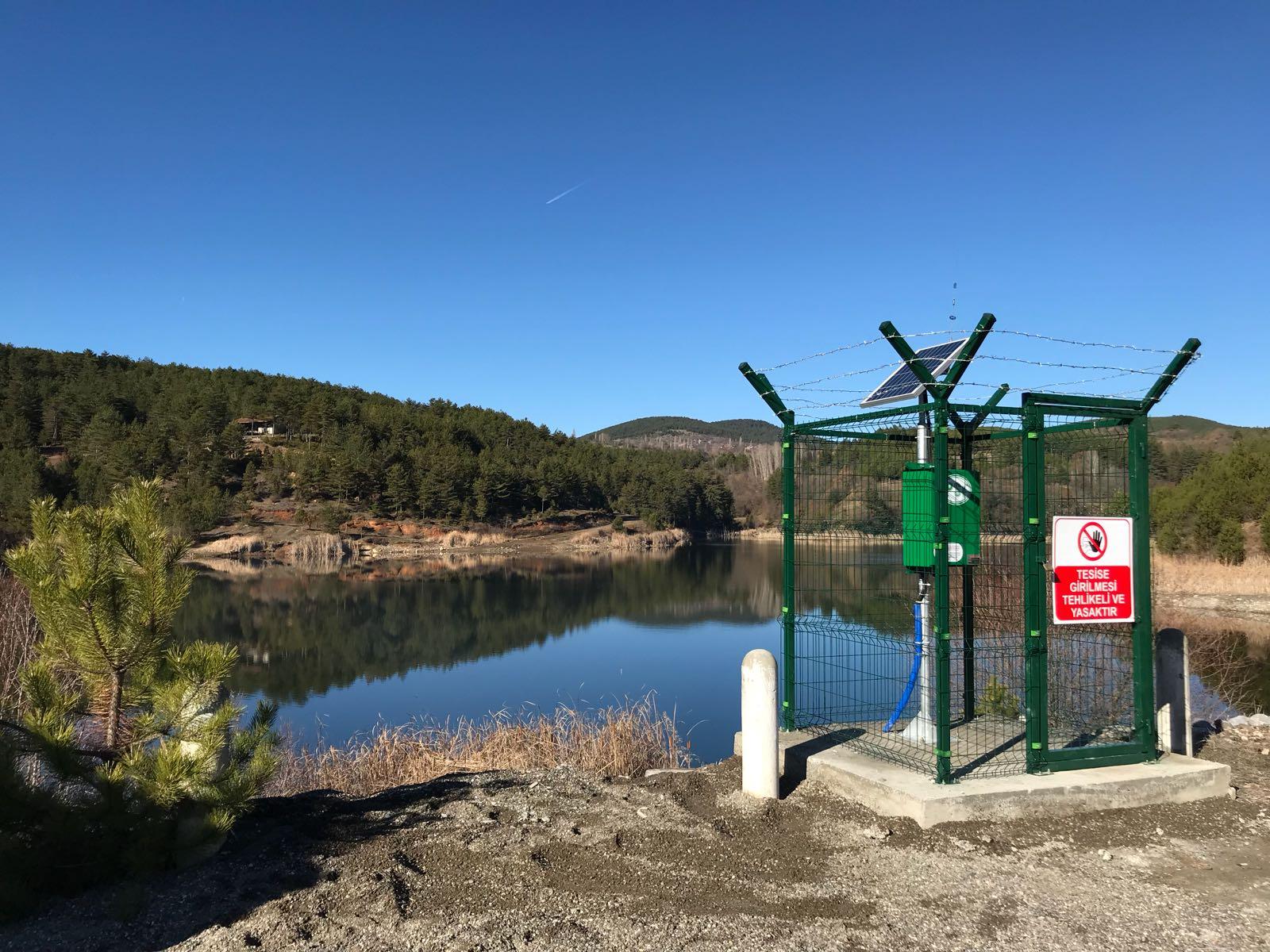 Göl Gözlem İstasyonu 2